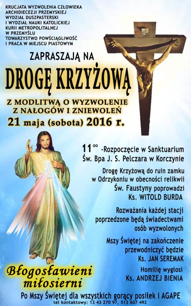 drogakrzyżowa2016PLAKAT